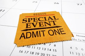 Don't be a special event copycat