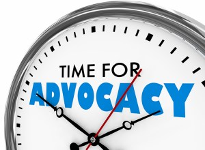 Time for Advocacy