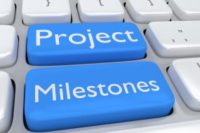 Fundraising milestones – who needs them?!?!