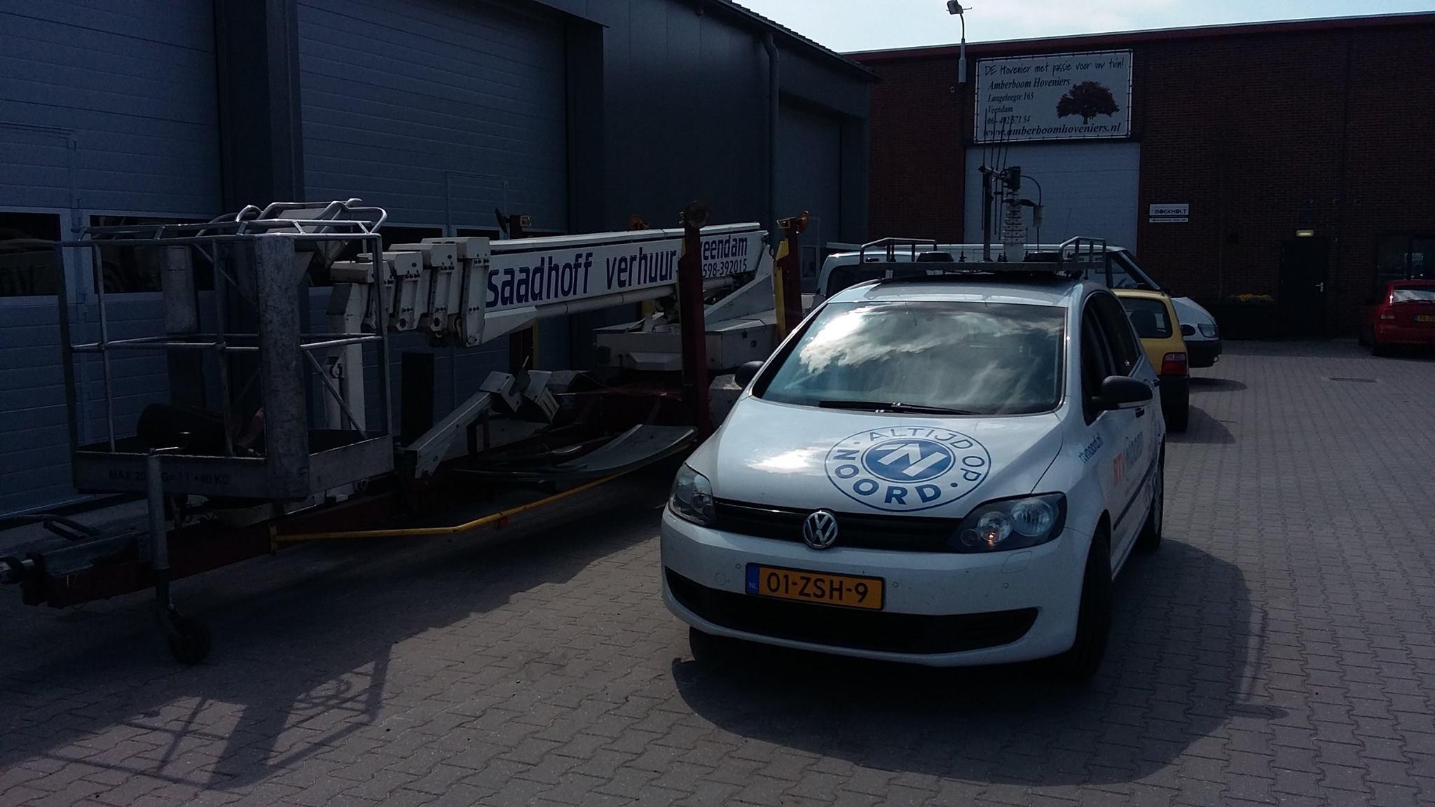 RTV Noord Bij Saadhoff Schoonmaak Organisatie BV