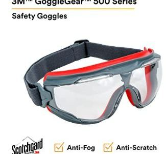3M Chemical Goggles