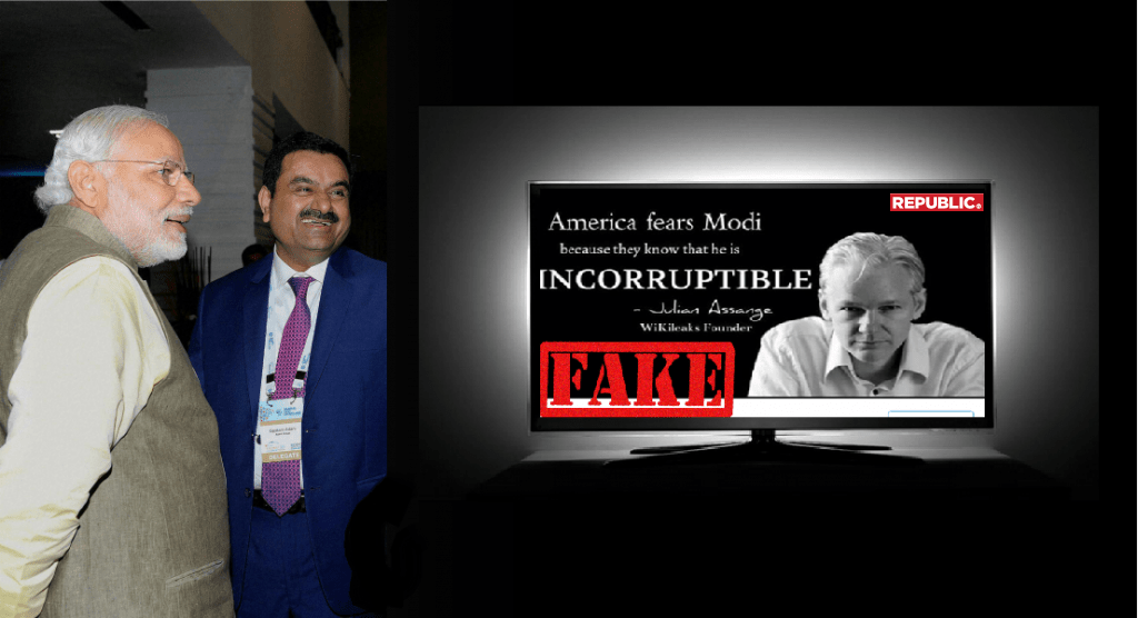 The Myth of an Incorruptible Mr  Narendra Modi