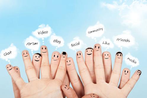 Social Life.. Online and Offline