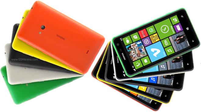 Nokia Lumia 625: My Win