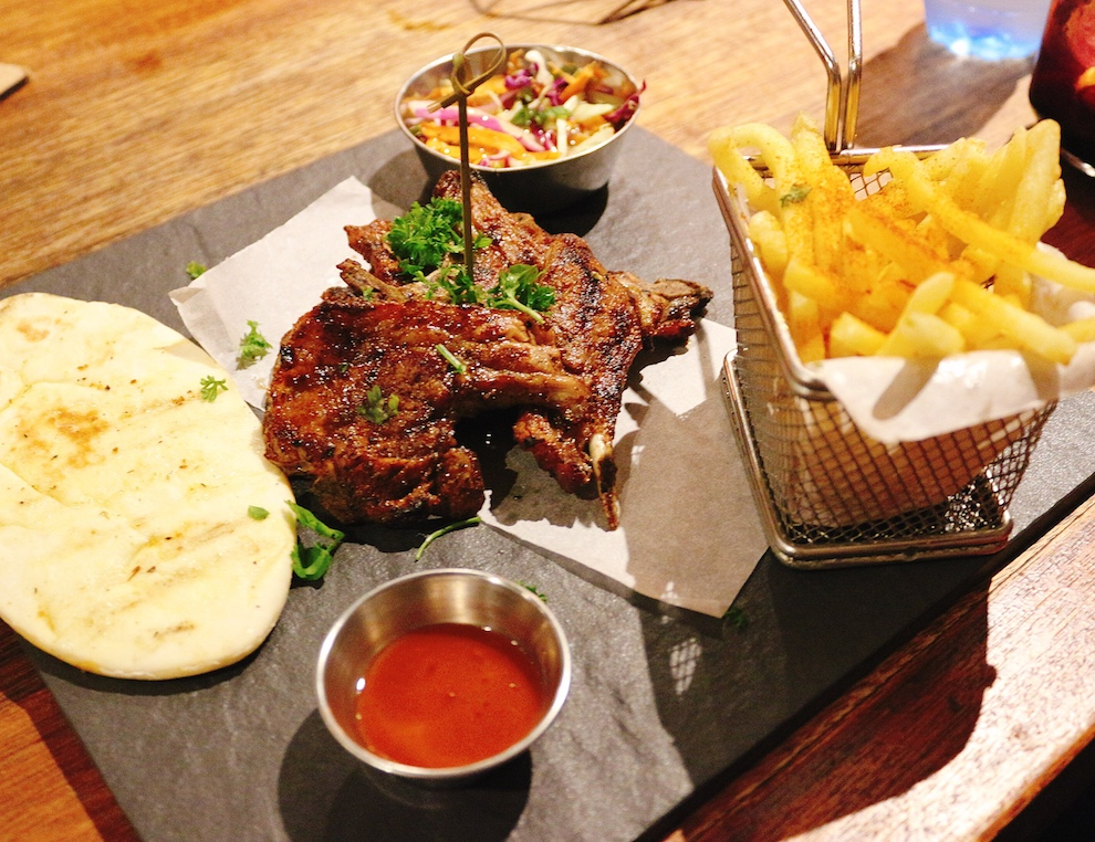 Deliciously Durban: A Halal Food Affair