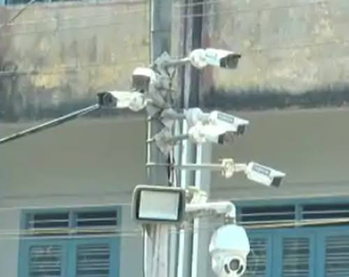 5 out of 99 cctv