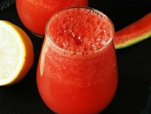 Saakshatv cooking recipe how to prepare watermelon juice