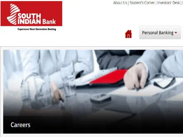 Saakshatv jobs South Indian Bank Limited vacancies to the post of IT Officers