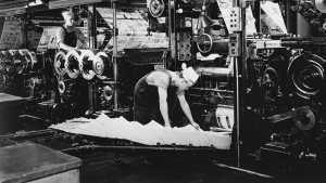 Marjala manthana Printing press