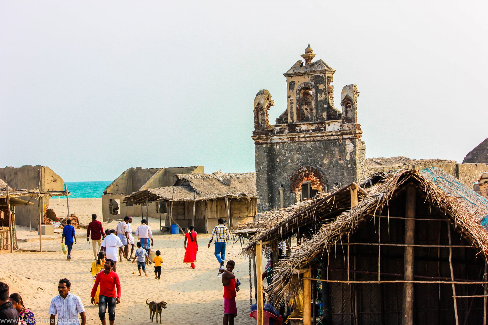 A story of a ghost town – Dhanushkodi