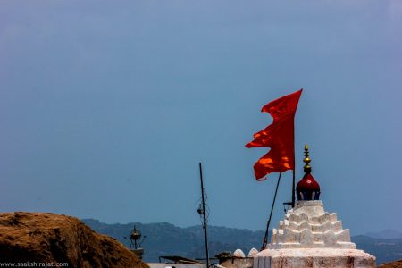 Hanuman Temple, Anegundi Hill, hampi