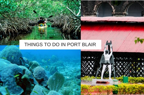 Things to do in Port Blair, Andaman