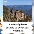 Roadtrip from Sydney to Gold Coast