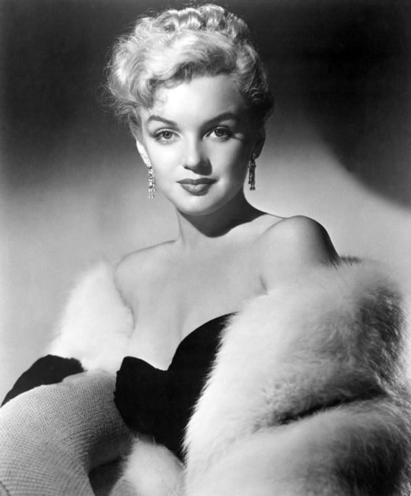 Marilyn Monroe portraits (4)