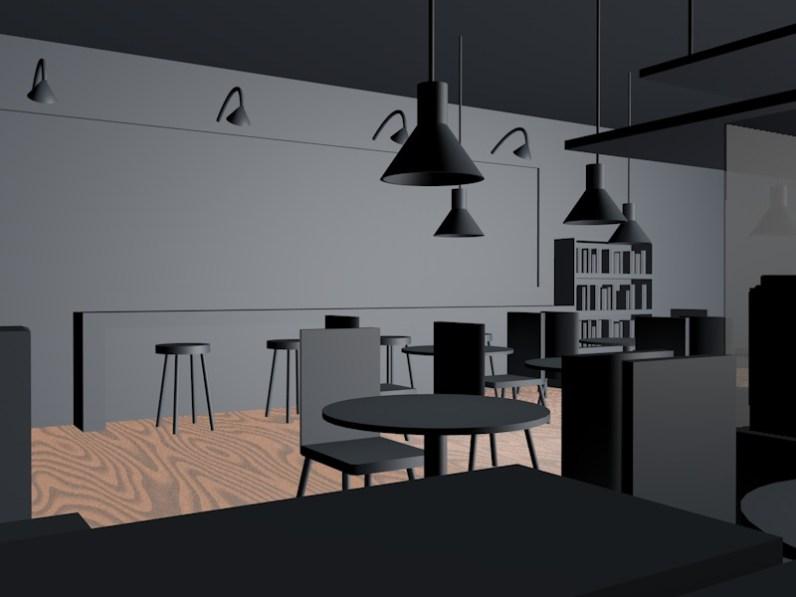 back-room