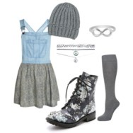 comfy in gray
