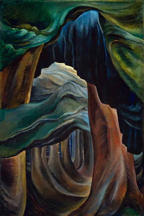 Forest, British Columbia (1931)
