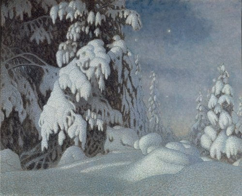 Winter Moonlight (1895)