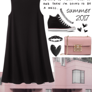 going simple this summer