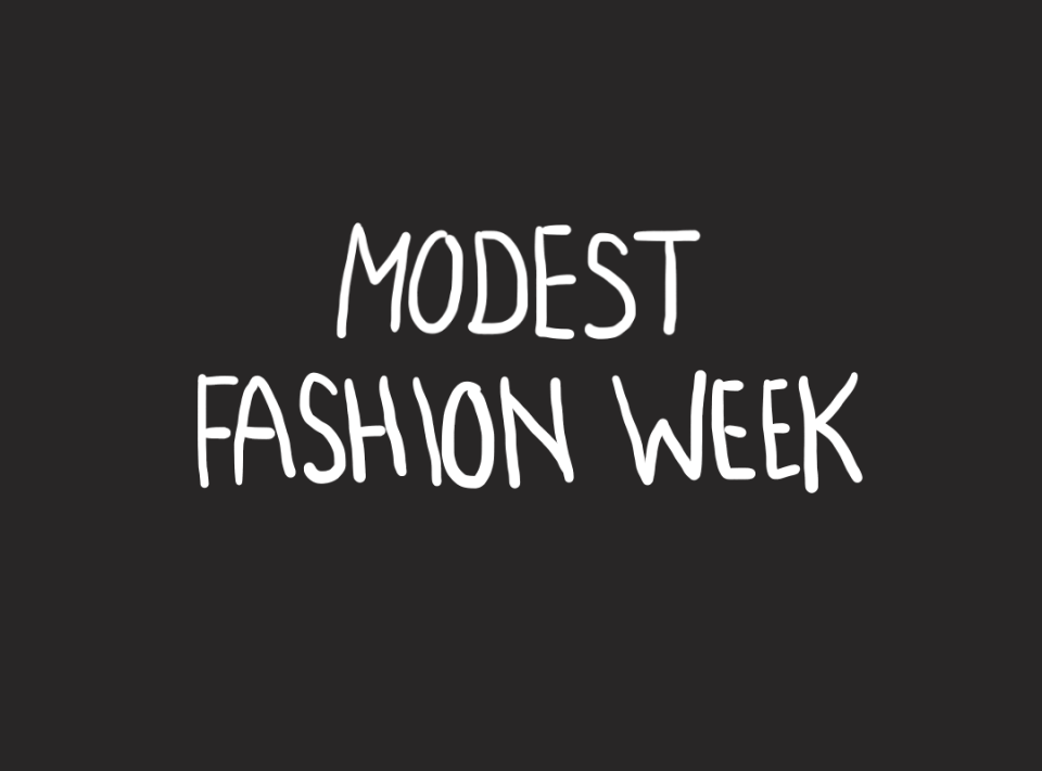 modest fashion week