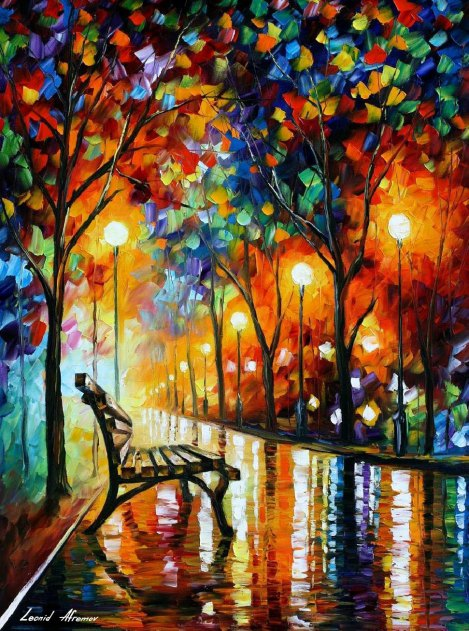loneliness of autumn