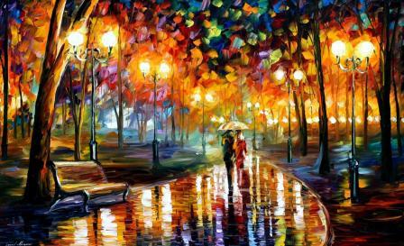 rains rustle
