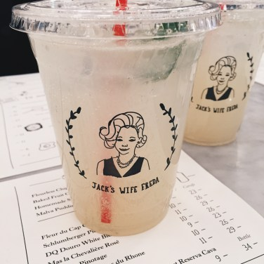 Jacks Wife Freda - Mint Lemonade