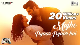 Mujhe-Pyaar-Pyaar-Hai-Song-Lyrics-Bhoot-Police-2021