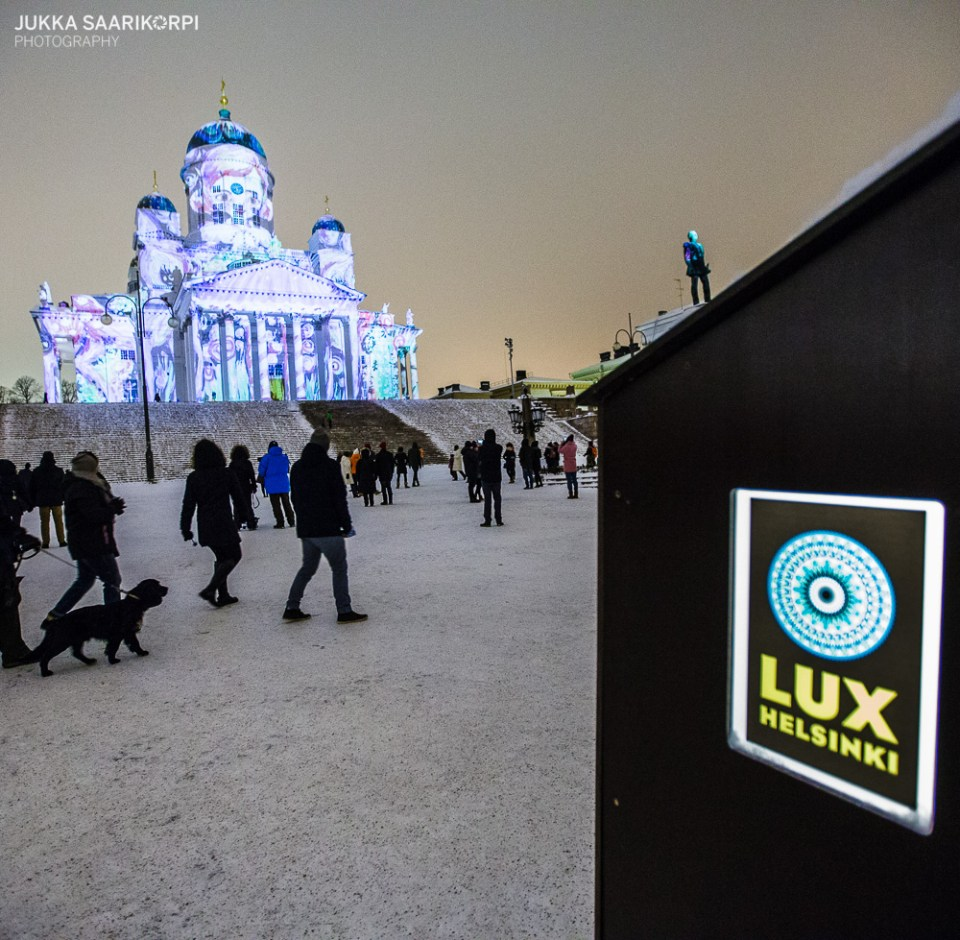 Helsinki, Jukka Saarikorpi, Suurkirkko, lux