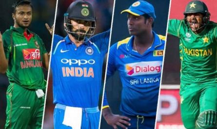 Asia Cup 2018: India & Pakistan to Lock Horns in September