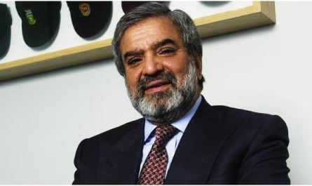 Ehsan Mani Elected as New PCB Chairman