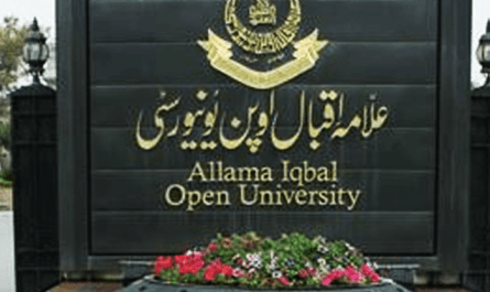AIOU started Courses for Overseas Pakistanis, AIOU Admission Spring 2019, AIOU Admission,
