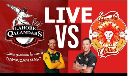 PSL live streaming of Lahore Qalandar and Islamabad United First Match, psl live streaming, lahore qalandar, islamabad united, Watch ptv sports live streaming