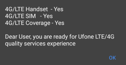 Ufone 4g services in Islamabad 2