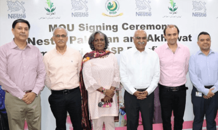 Nestlé & Akhuwat Join Hands to Empower BISP Beneficiaries
