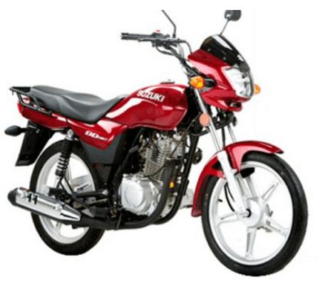 Pak Suzuki bike prices Increased by Rs 8000
