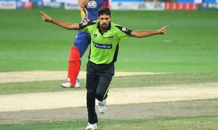 Lahore Qalandars Haris Rauf Ruled out from Next 2-3 PSL 2020 Matches
