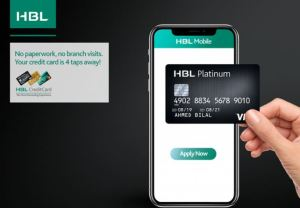 How to Apply For HBL Credit Card