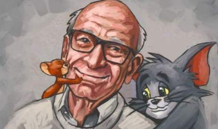 The Man Behind Tom an Jerry Cartoon Died