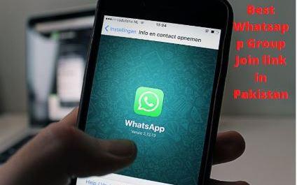 Best Whatsapp Group Join link in Pakistan