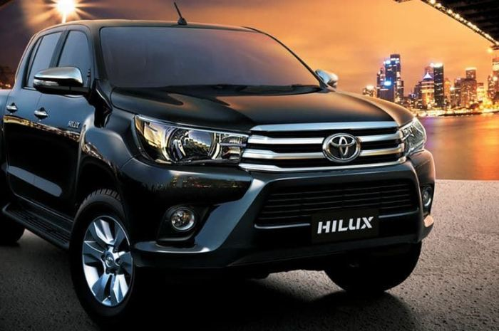 Toyota Increases 2020 Hilux Double Cabin's Prices in Pakistan