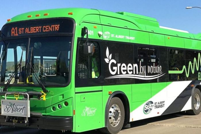 Punjab Govt Ready to Launches Green Electric Buses in Lahore