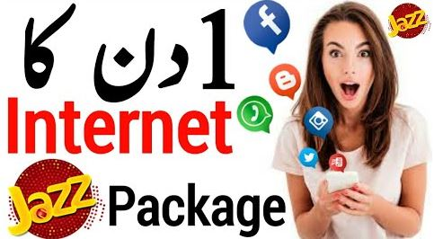 Jazz Daily Internet Package 2021