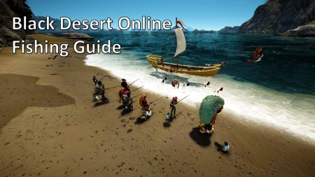 How to Efficiently Auto Fish in Black Desert Online