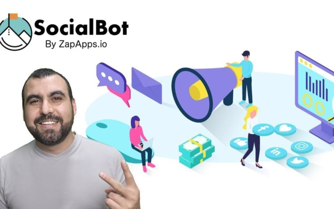 Automate response for Facebook and Instagram with SocialBot by zapapps.io