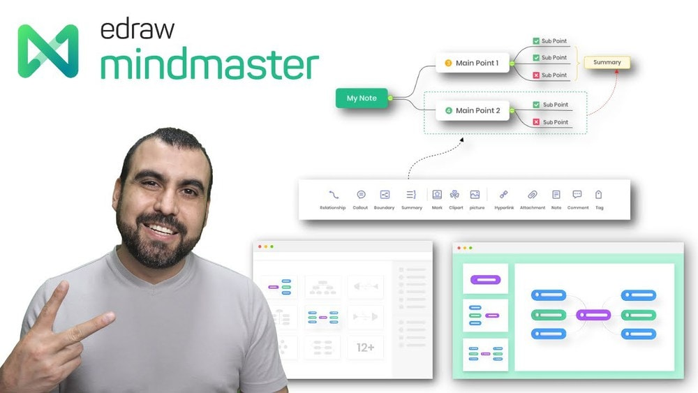 Best Mind Mapping software for all devices MindMaster