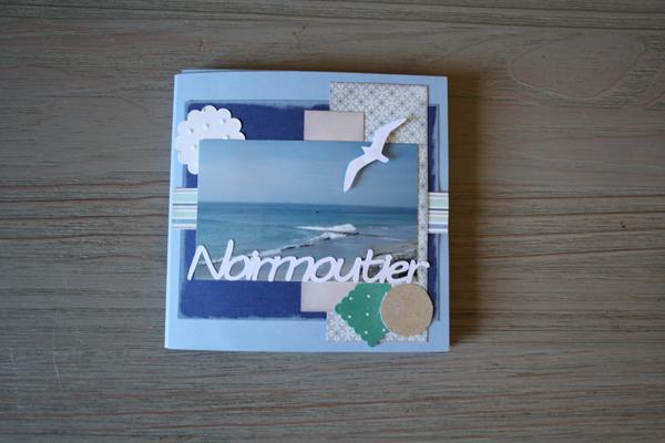 Album sur l'île de Noirmoutier