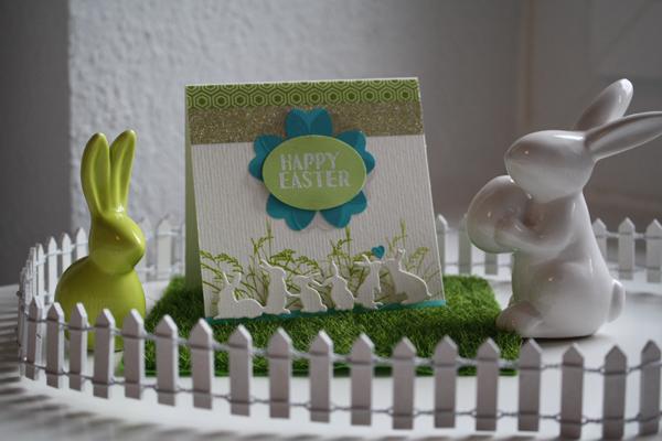 Lapins de Paques – Happy Easter