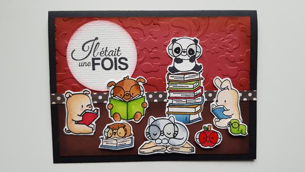 Lire entre amis