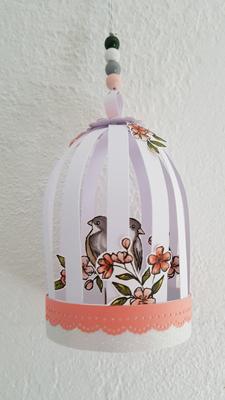 TUTORIEL Cage à oiseaux